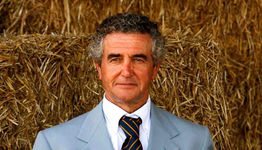 El empresario Carlo Benetton.