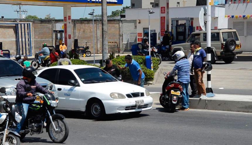 La Secretaría de Tránsito de Sucre adelanta cobro coactivo a los deudores.