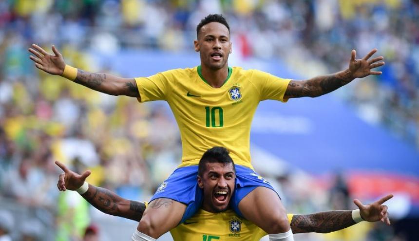 Brasil lideró las interacciones.