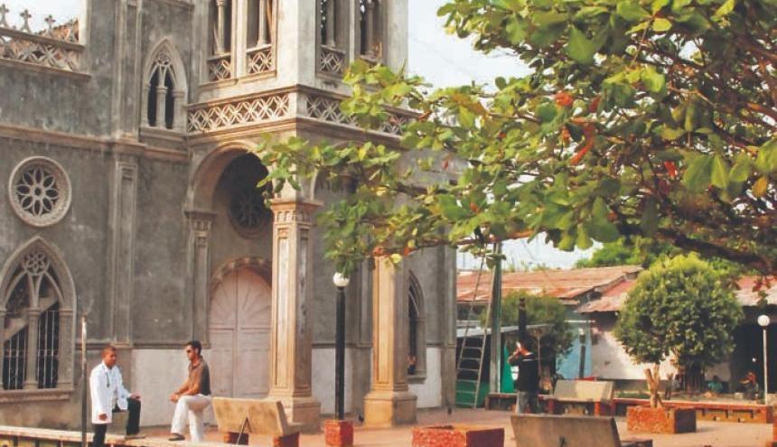 Municipio de San José de Uré, en Córdoba.