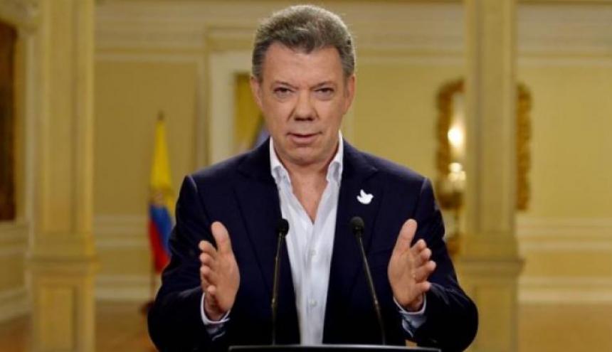Juan Manuel Santos Calderón, actual presidente de la República de Colombia.