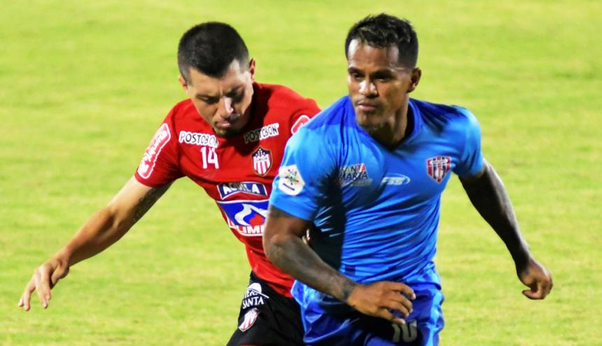 David Ferreira llegó este año para reforzar al Unión Magdalena.