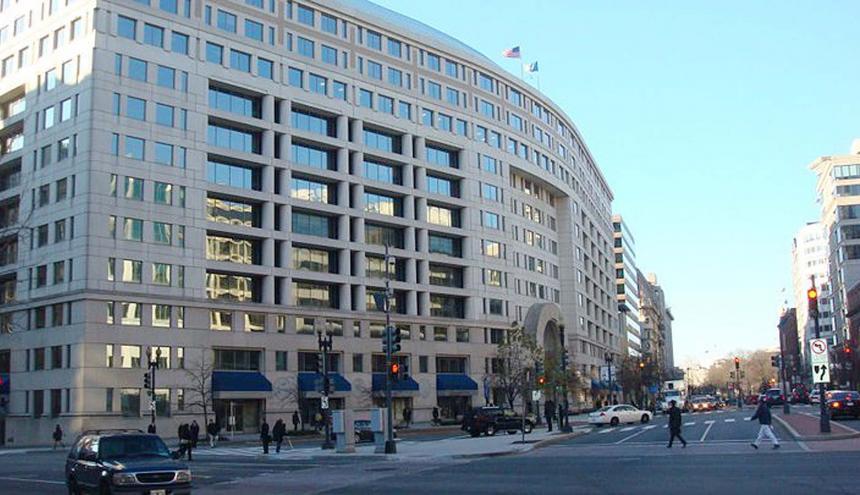 Sede del Banco Interamericano de Desarrollo.