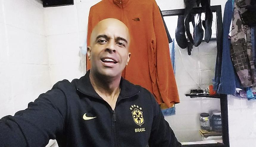 Luis Mendoza Ovalle, hallado sin vida en el penal.