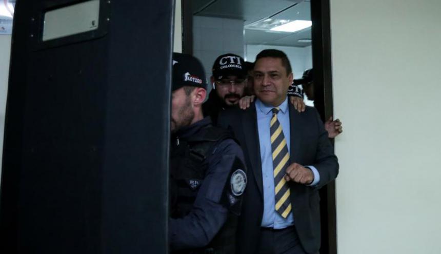 El general (r) de la Policía Humberto Guatibonza.