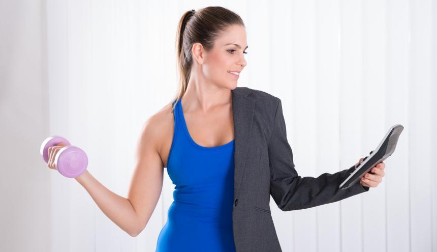 La OMS recomienda un mínimo de 150 minutos de ejercicio semanalmente.