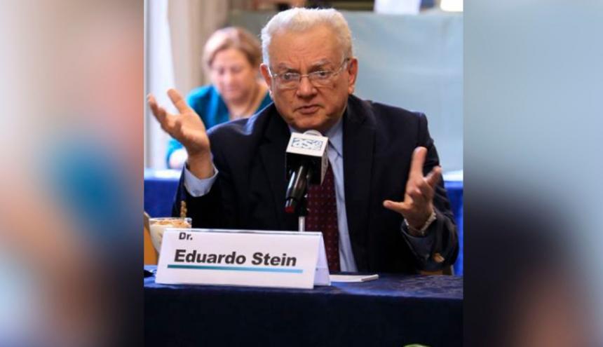 Eduardo Stein, representante especial conjunto para los refugiados y migrantes venezolanos en la región latinoamericana.