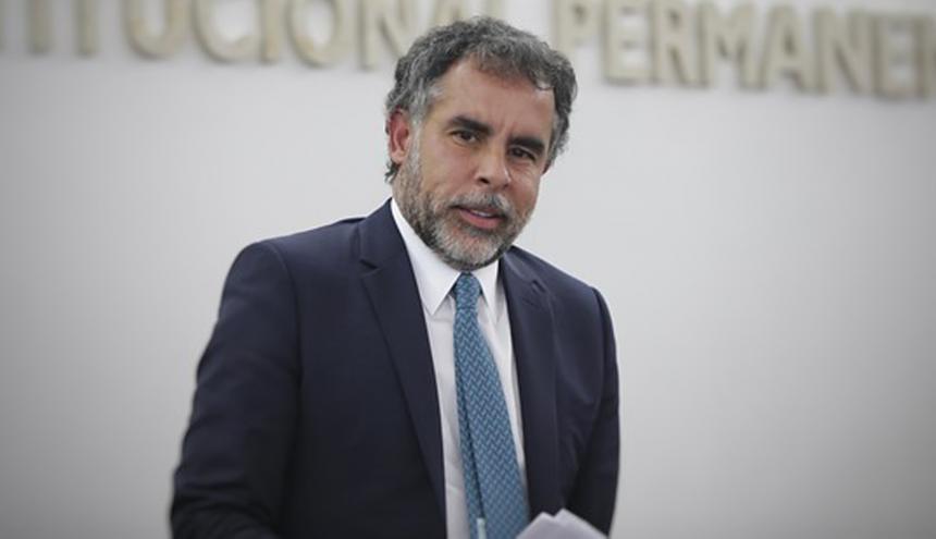 Armando Benedetti, senador del partido de La U.