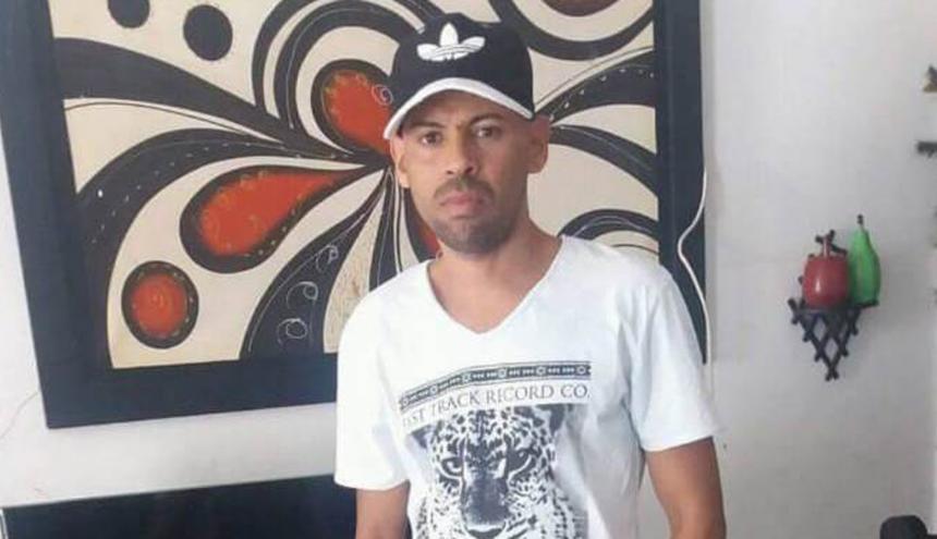 Dorian Jaser Alvarino Andrade, asesinado.