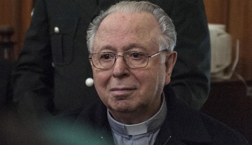 Fernando Karadima, sacerdote expulsado.