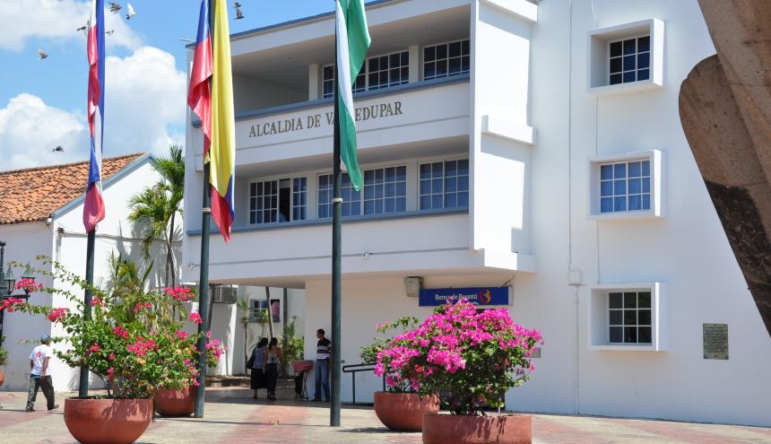 La Alcaldía de Valledupar pidió a los vallenatos no dejar acumular el impuesto.