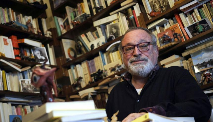 Fernando Savater, escritor y filósofo español, invitado a la Filba, en Buenos Aires.