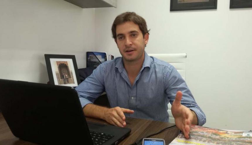 Alfredo Carbonell, director ejecutivo de Asoportuaria.