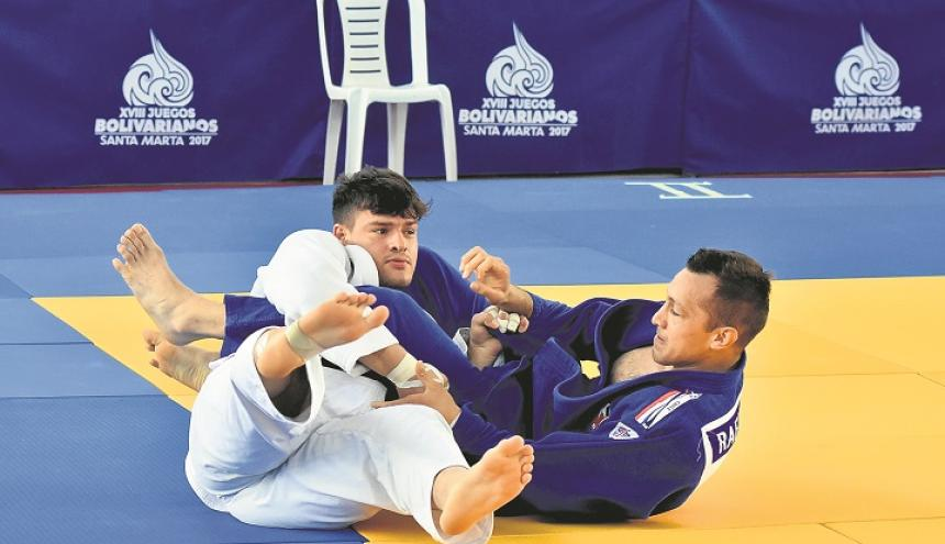 Deportistas de varios países participaron en las competencias en la capital del Magdalena.