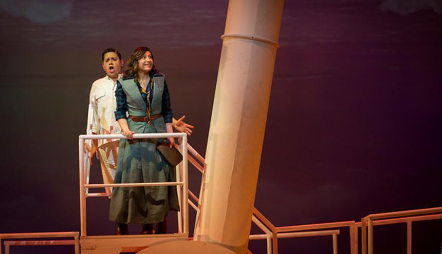 La temporada de ópera está inspirada en 'El amor en los tiempos del cólera'.