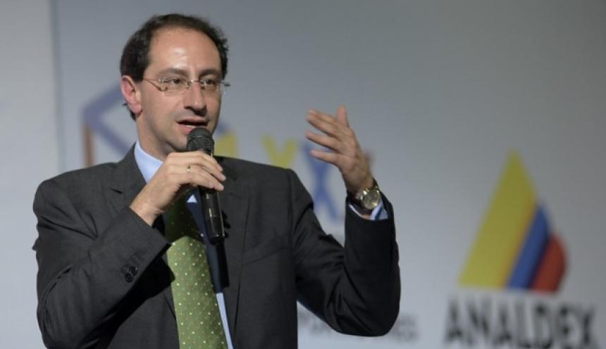 José Manuel Restrepo, ministro de Comercio, Industria y Turismo.