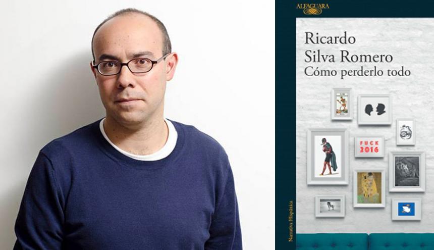 Ricardo Silva Romero, escritor y columnista colombiano de El País, de España, y El Tiempo.