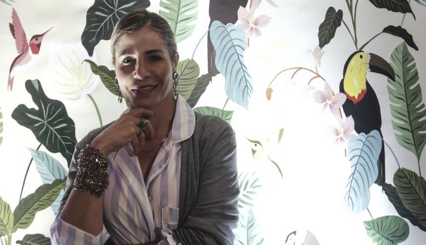 Renata Lozano.