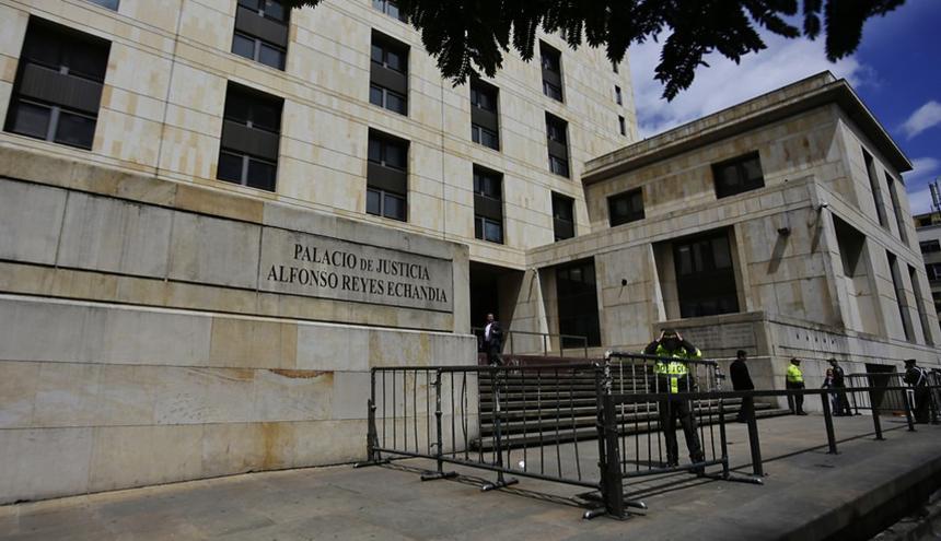 Palacio de Justicia Alfonso Reyes.