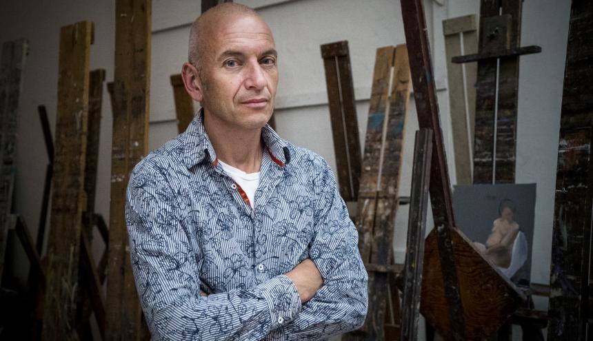 El director y productor británico Phil Grabsky ha hecho películas sobre Beethoven, Haydn y Chopin.