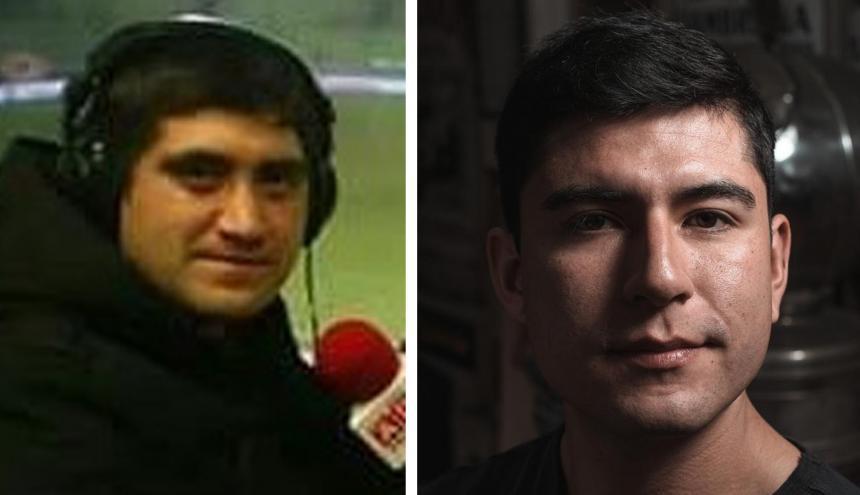 Patricio Barrera e Ignacio Leal.
