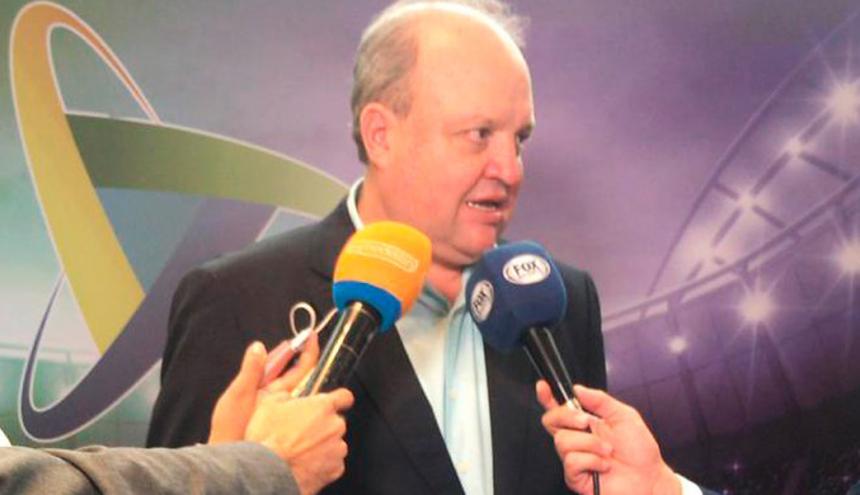 Jorge Enrique Vélez, presidente de Dimayor.