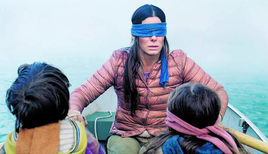 Sandra Bullock protagoniza la cinta.