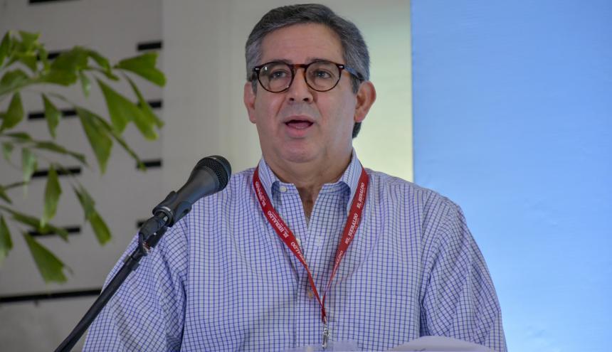 Eric Flesch Santoro, presidente de  Promigas.