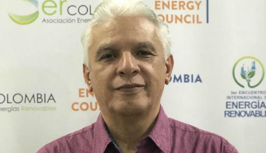 Germán Corredor, director ejecutivo de SER Colombia.