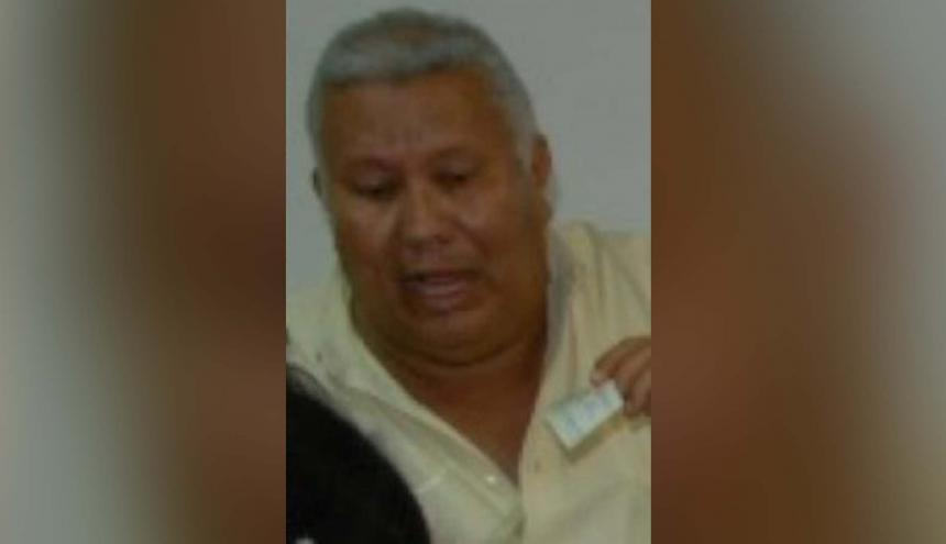 Óscar Contreras Amarís, condenado.
