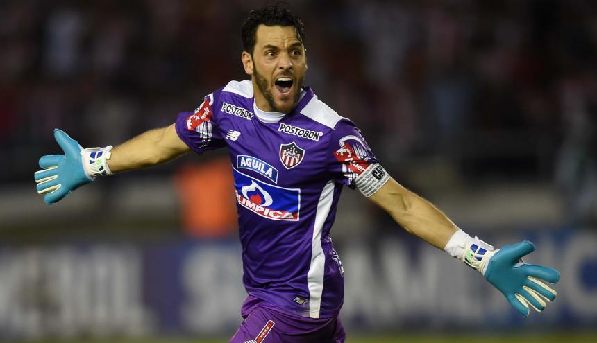 Sebastián Viera suma dos partidos consecutivos sin recibir goles en su portería.