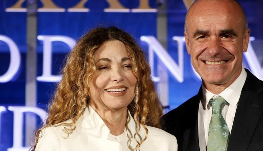 Ángela Becerra y Antonio Muñoz.