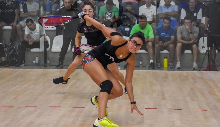 Barranquilla acogió recientemente un Campeonato Panamericano.