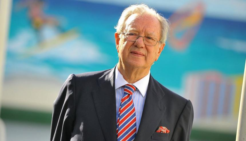 Raúl Morodo, embajador entre 2004 y 2007 en España.