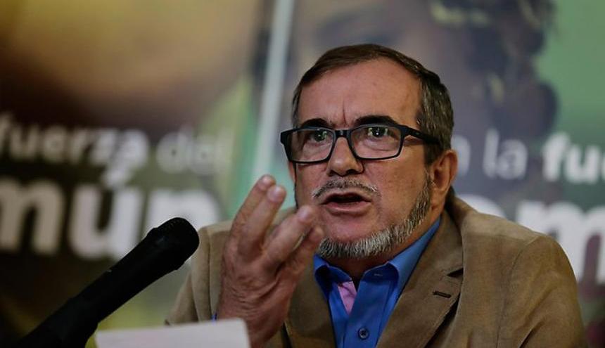Rodrigo Londoño.