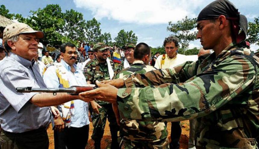 Archivo de las Autodefensas de Colombia.