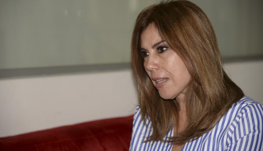 Nubia Stella Martínez, directora legal partido CD