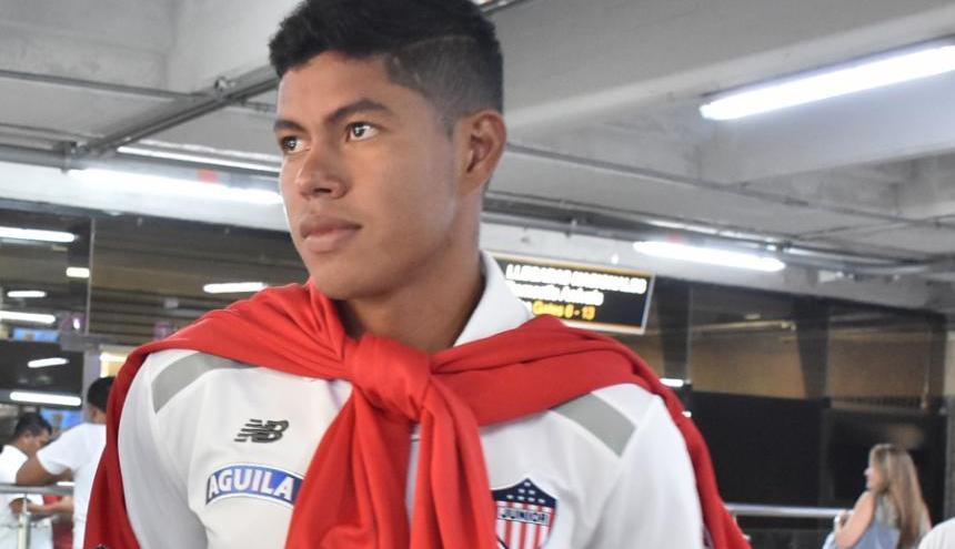 El volante de marca Enrique Serje vivirá su primera experiencia por fuera de Junior.