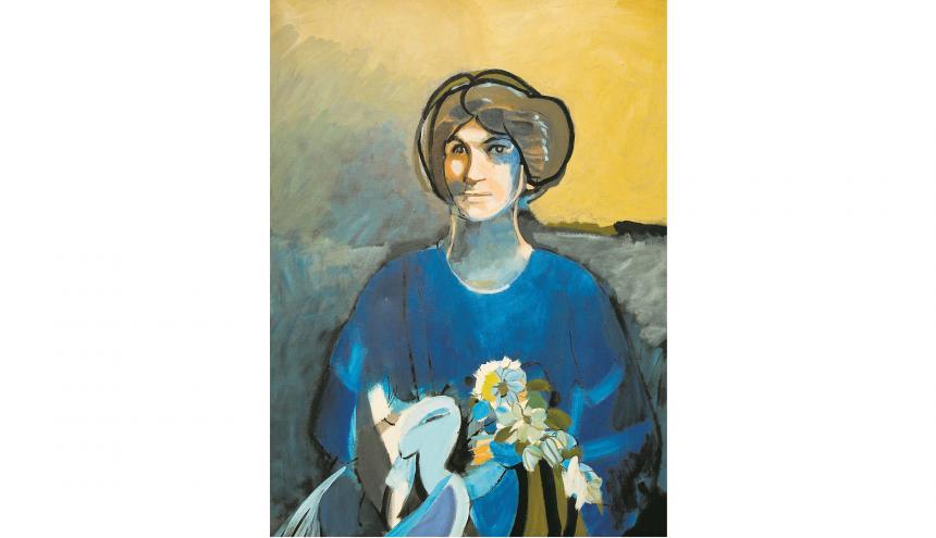 Con ‹Temas de Ermitaño›, Freda Sargent rinde un homenaje a la memoria de sus padres.