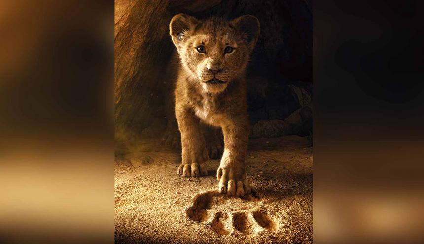 El cantante y actor JD McCrary hace la voz de Simba en la película 'El Rey León'.
