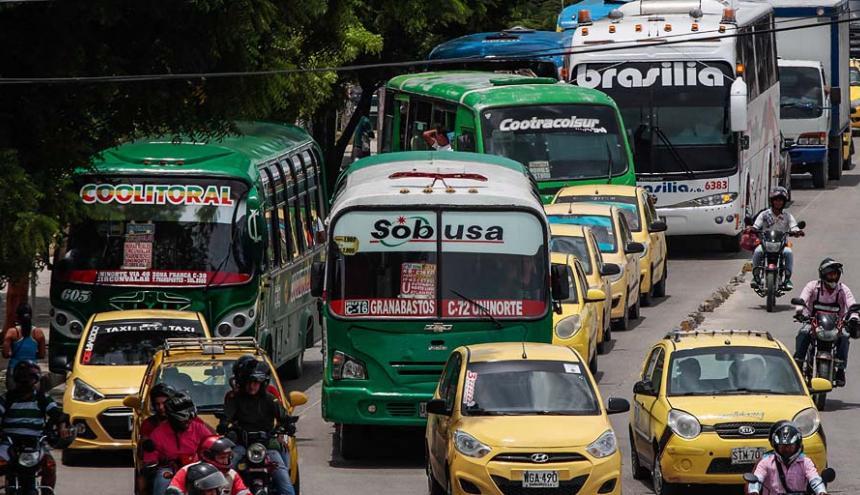 El nuevo sistema de recaudo busca incrementar los estándares en el transporte público colectivo.