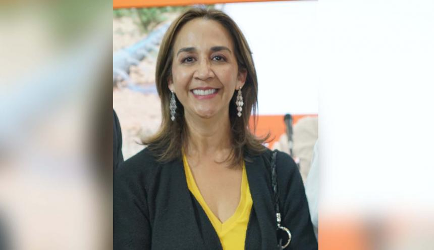 Sandra Forero, presidente de Camacol.