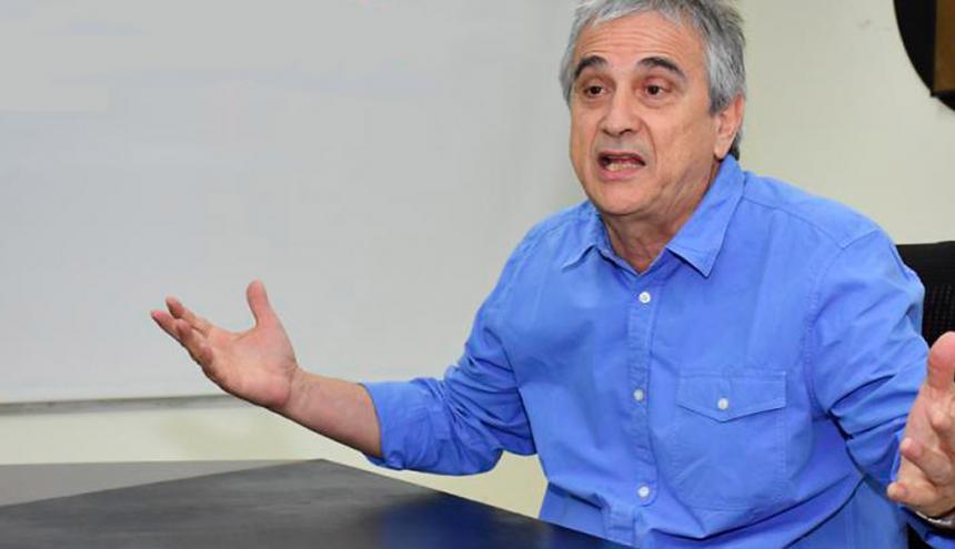 El senador Iván Marulanda.