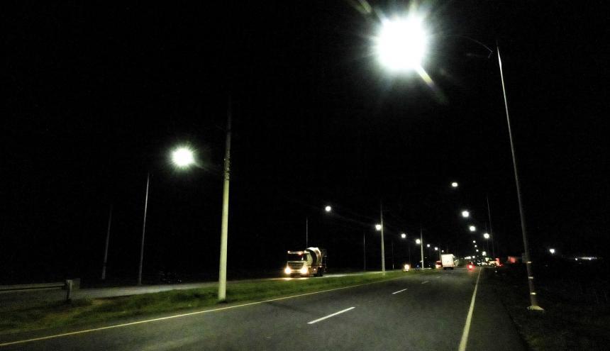 En La Cordialidad cambiaron 500 luminarias.