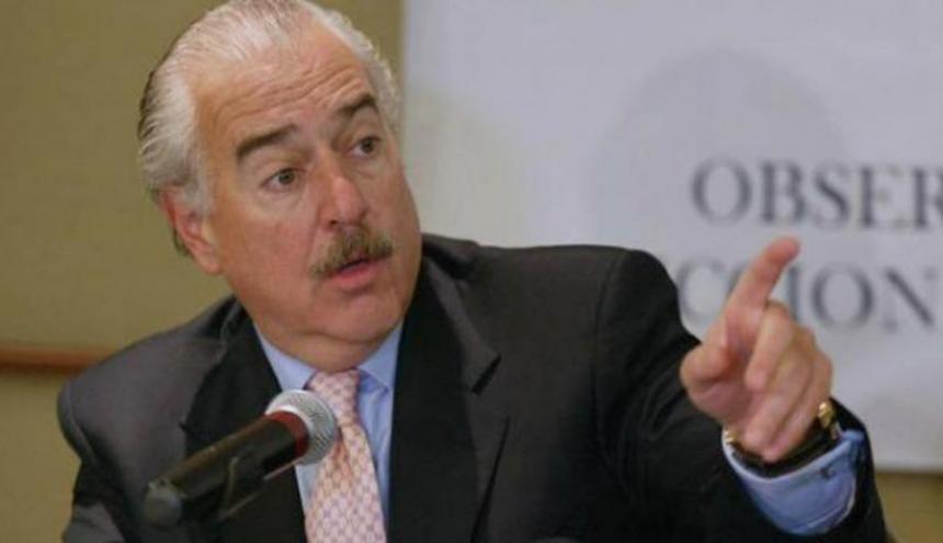 Andrés Pastrana Arango, expresidente de Colombia.