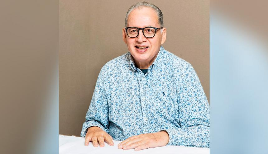 Heriberto Fiorillo ganó en la categoría  Cultura.
