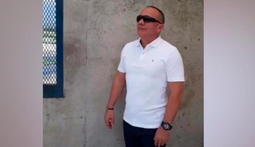Marcos Figueroa García, alias Marquitos.