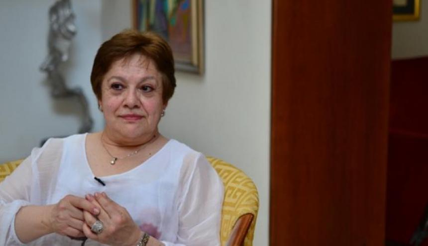 Ana Lucía Vila, jefe de la Dirección de Apoyo Fiscal del Ministerio de Hacienda (DAF).