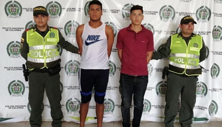 Novis José Morillo y Adrián Eduardo Garmendía, señalados del asesinado del cardiólogo Walfran Suárez.