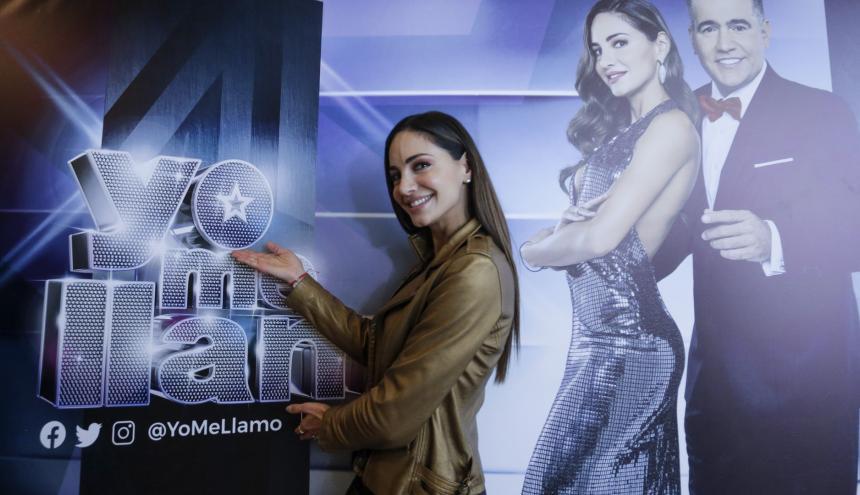 Valerie presenta actualmente la nueva temporada de Yo me llamo junto a Carlos Calero. Su debut como presentadora fue en 2012.
